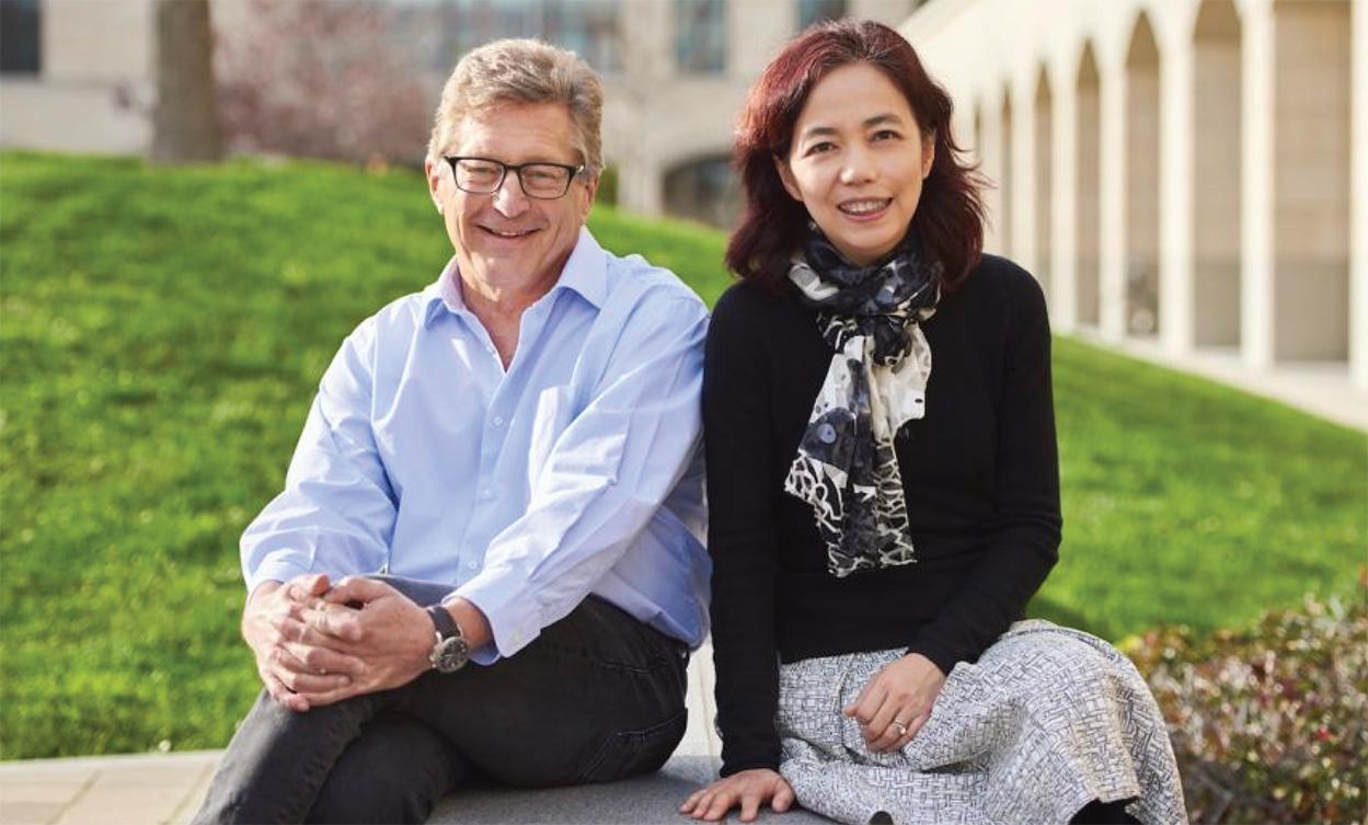 HAI is led by co-directors John Etchemendy and Fei-Fei Li
