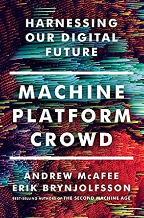 Book Cover: Machine Platform Crowd