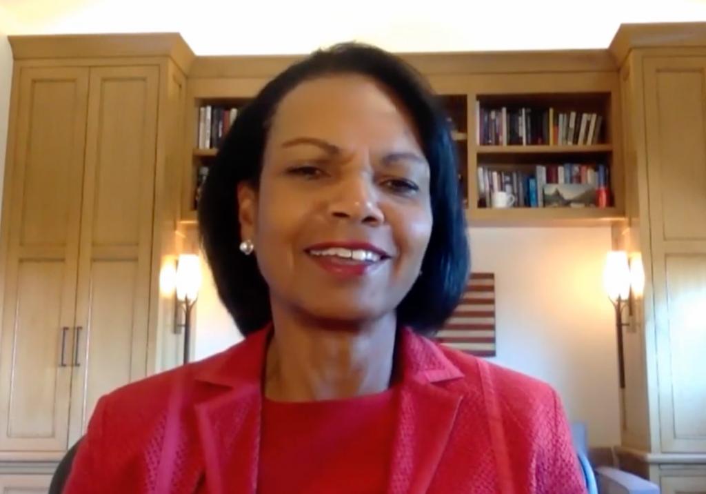 Condoleezza Rice, Stanford