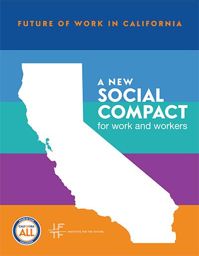 Future of Work in California report cover